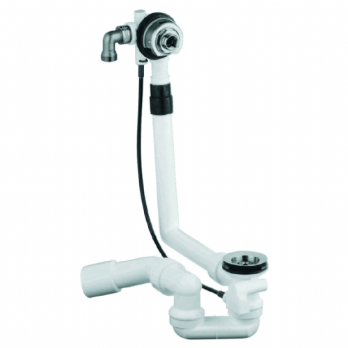 Grohe Talentofill Inlet Bath Pop-Up Waste with Filler for Standard Bath - Model 28990000